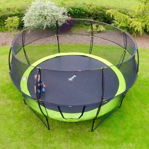 Ensure your well being with spring free trampoline